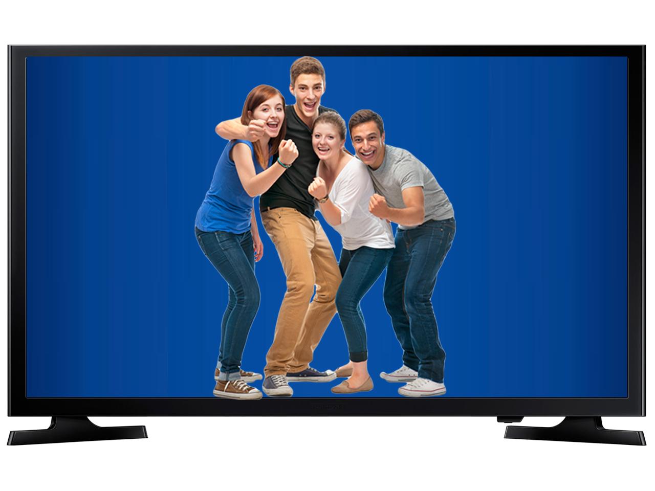 Quer concorrer a uma SMART TV de 49